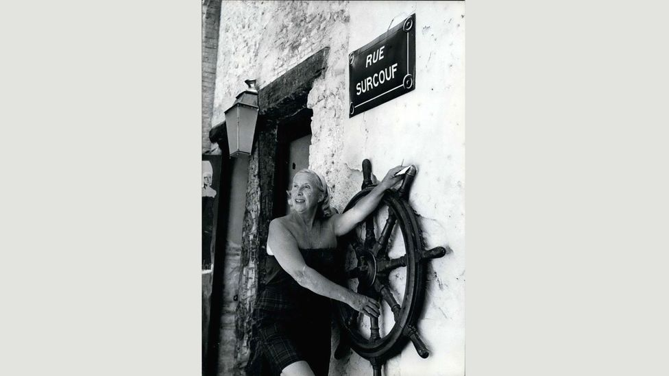 Solidor often sang sea shanties and her paintings regularly showed her in a nautical setting (Credit: Alamy)