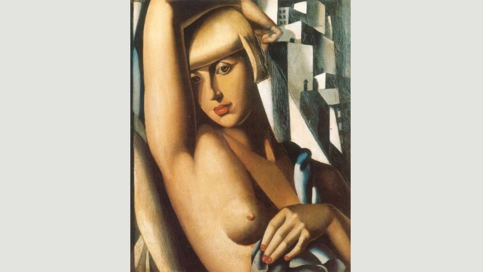 Tamara de Lempicka painted probably the most famous image of Solidor (Credit: Wikiart)