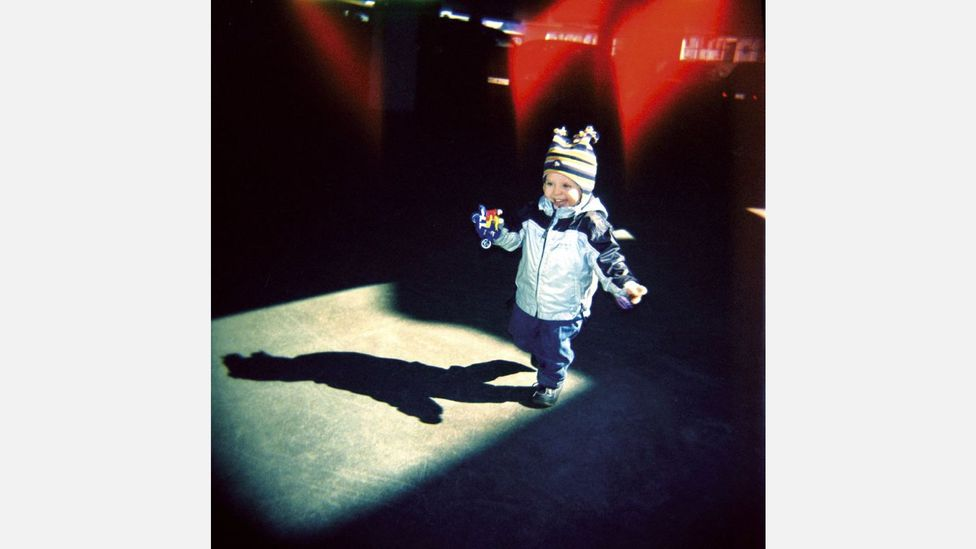 The Holga's quirks mean each image is a one-off, and technical mistakes can create happy accidents (Credit: Adam Scott)