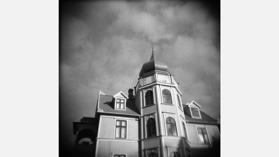 Many of Instagram's filters and effects mimic the characteristics of cameras like the Holga (Credit: Adam Scott)