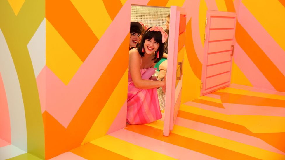 Tickets to The Museum of Ice Cream have sold out in New York, San Francisco and Los Angeles (Credit: Getty Images)