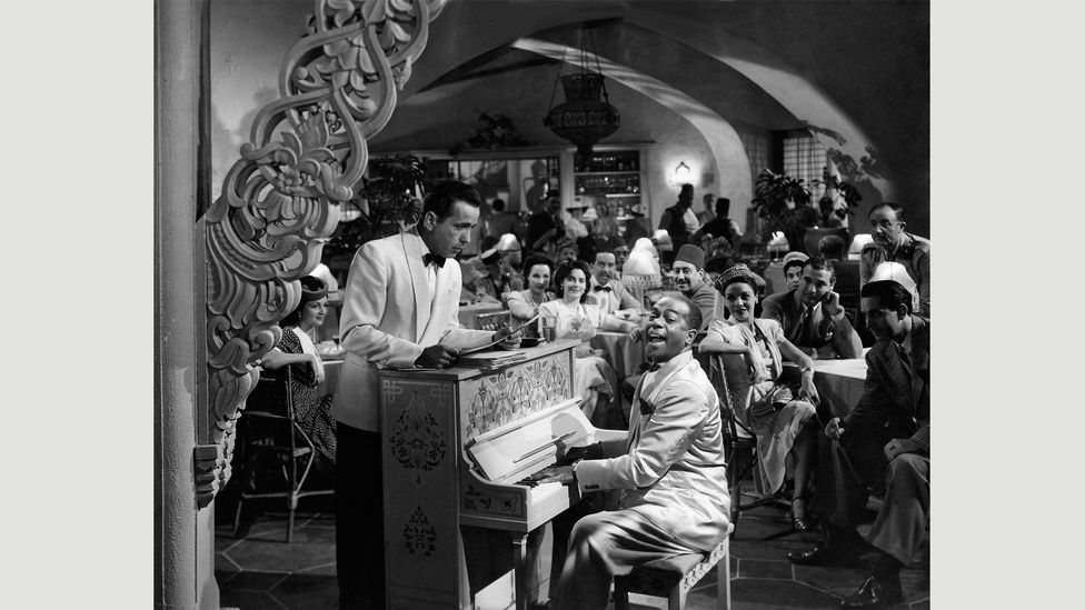 """""""Play it again, Sam"""" is one of the most misquoted lines in cinema history (Credit: Alamy)"""