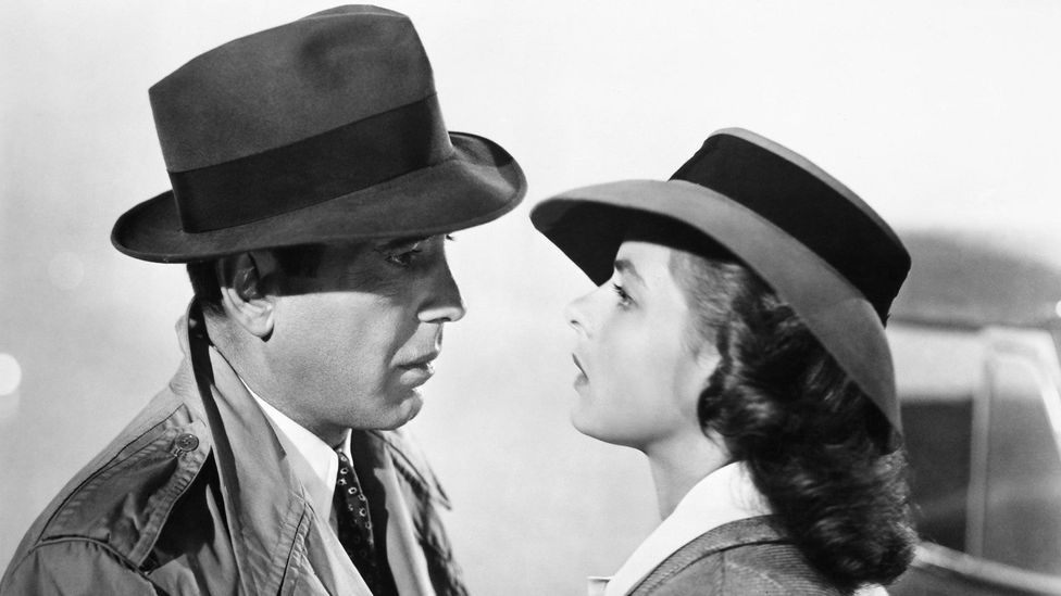 Casablanca is one part tragic romance, two parts refugee drama (Credit: Alamy)