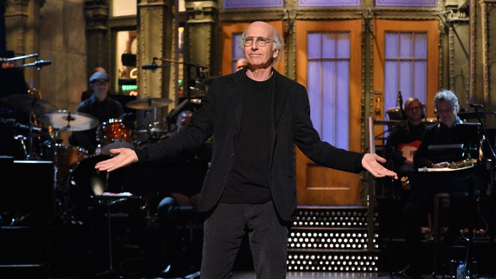 David incited controversy with an opening monologue on Saturday Night Live in November 2017, in which he made jokes about sexual harassment and the Holocaust (Credit: HBO)