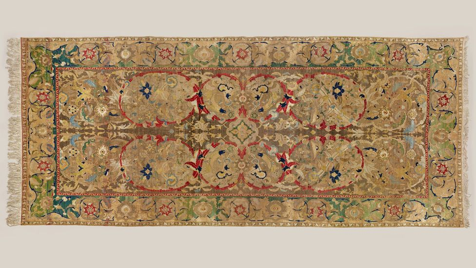 The Timeless Appeal Of The Persian Rug Bbc Culture