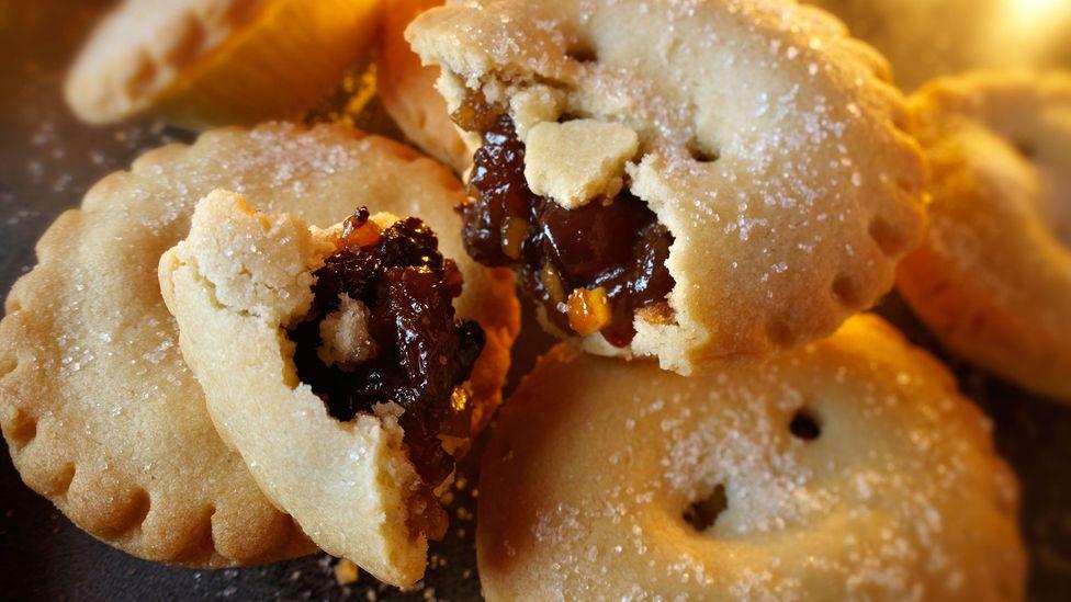 Mince pies (Credit: Alamy)