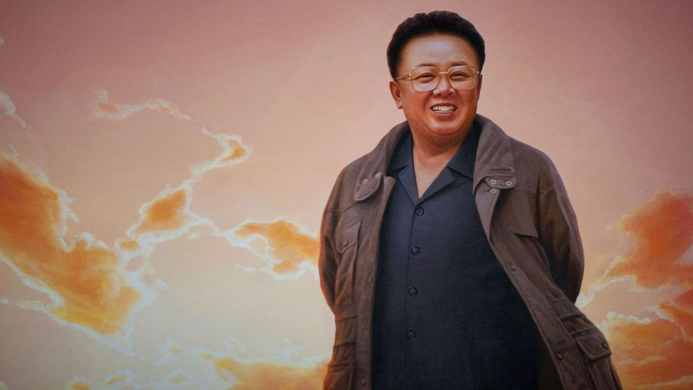 Kim Jong-il (Credit: Alamy)