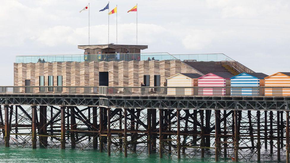 Peerless pier (Credit: Alamy)