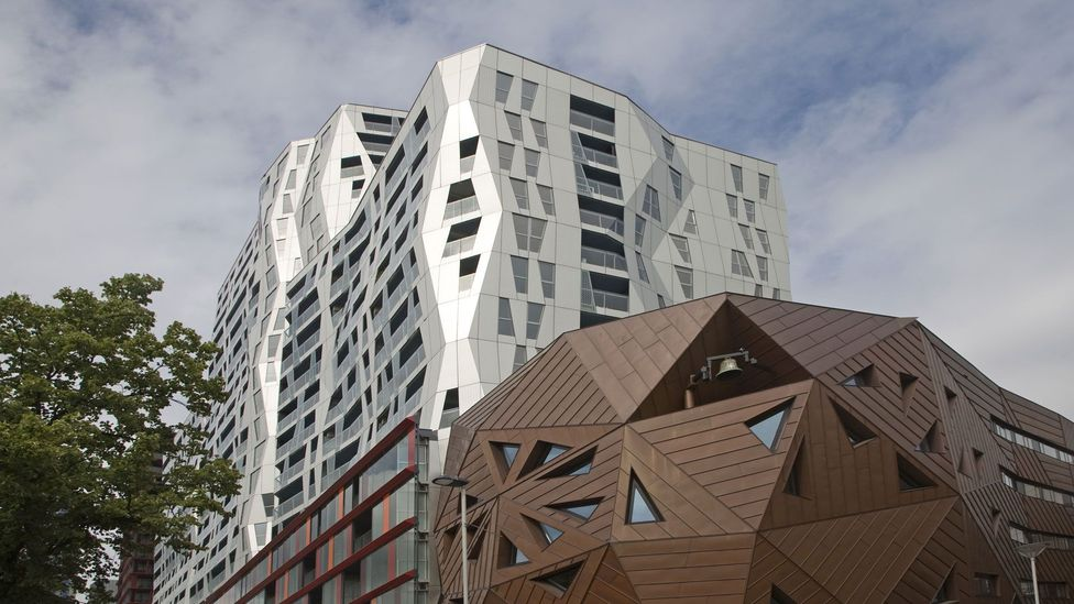Rotterdam is like Disneyland for architecture geeks (Credit: Geography Photos/Getty Images)