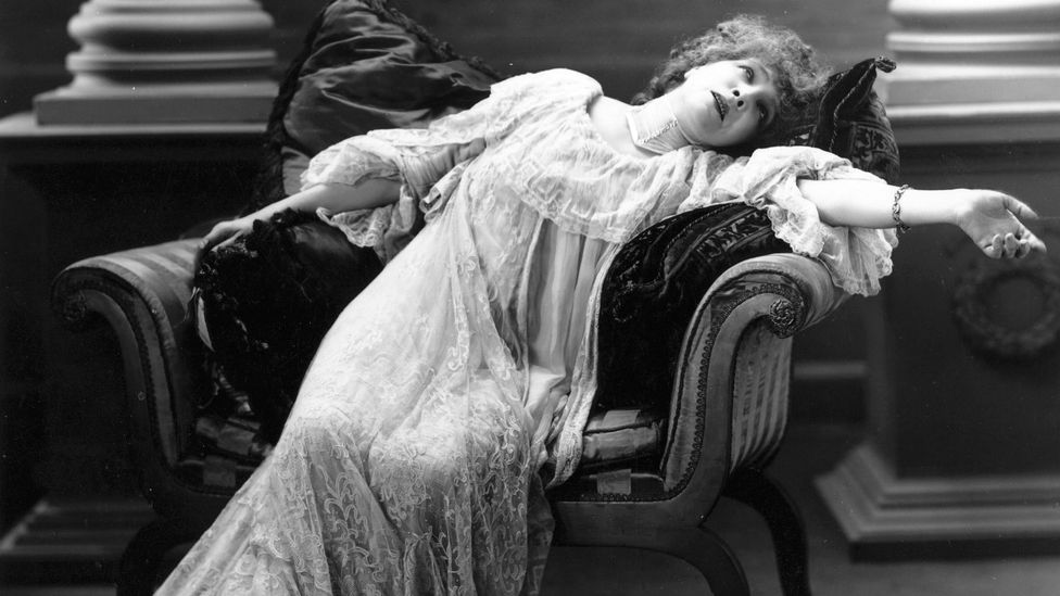 Sarah Bernhardt brought an emotional maximalism to her stage performances that made her the most acclaimed tragedienne of the 19th Century (Credit: Hulton Archive/Getty Images)