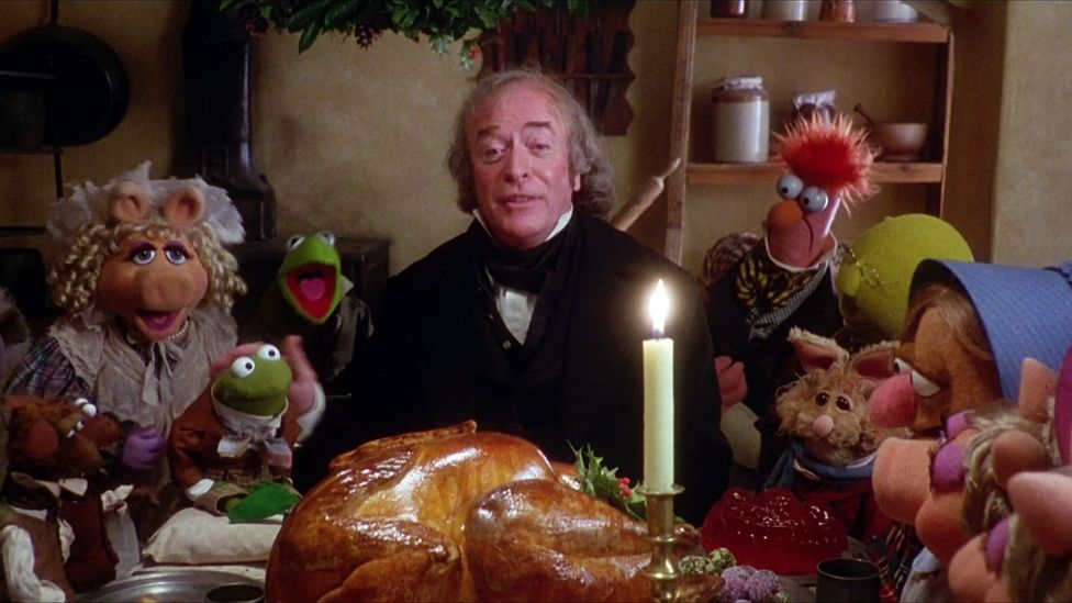 One of the most beloved versions is The Muppet Christmas Carol from 1992, featuring songs by '70s pop maestro and future Daft Punk collaborator Paul Williams (Credit: Disney)