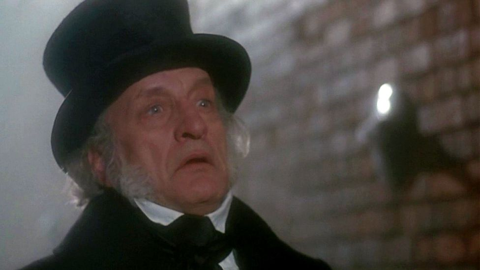 There have been countless theatre, film, and TV adaptations of A Christmas Carol – one of the best, from 1984, starred George C Scott, David Warner and Susannah York (Credit: CBS)