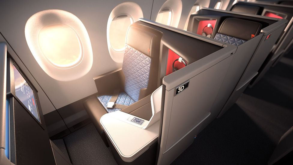 The Crystal Cabin Awards is an annual prizegiving for inventors and designers who've created systems to improve daily life inside aircraft cabins (Credit: Crystal Cabin Award)