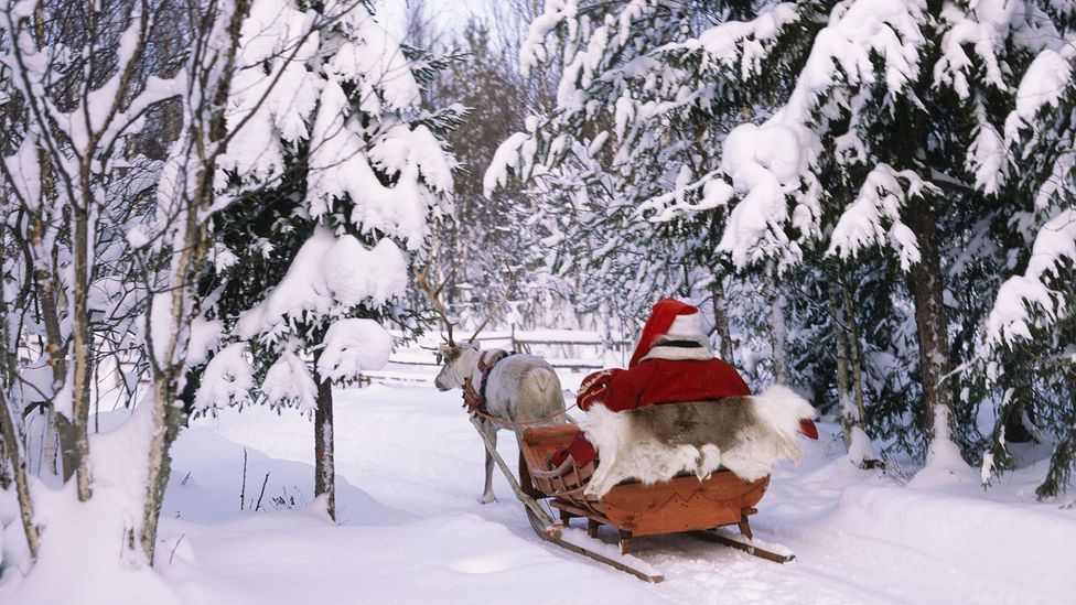 Turkey lacks the snow and reindeer strongly associated with Santa Claus' home (Credit: Avalon/Photoshot License/Alamy)
