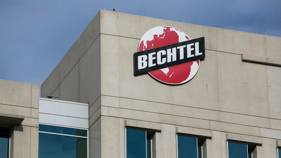The construction firm Bechtel is one company that has set up its own cyber-security lab (Credit: Alamy)