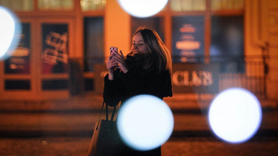 In some cases, social media may enhance well-being (Credit: Getty Images)