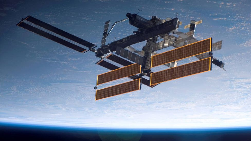 The ISS is the most expensive structure humanity has ever built (Credit: Nasa)