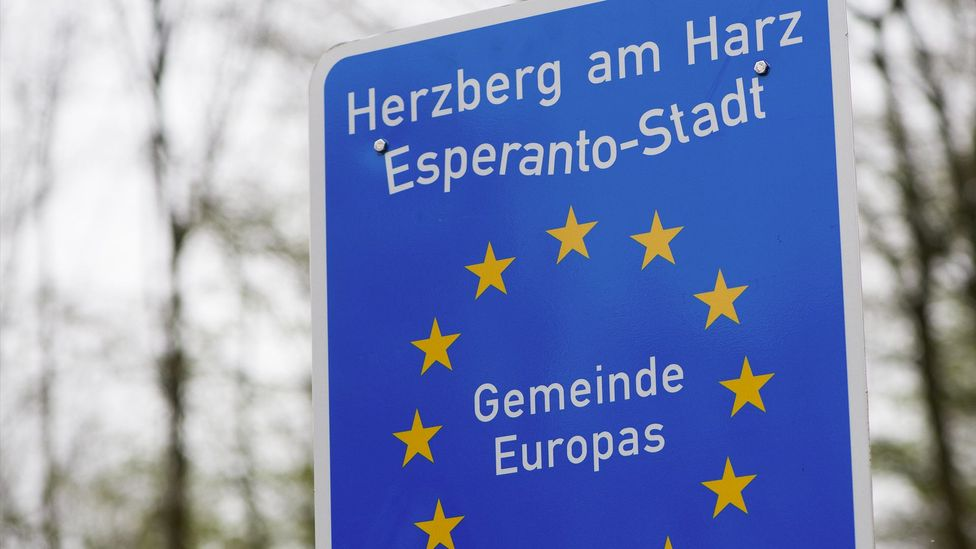 "The German town of Herzberg am Harz has called itself ""Esperanto City"" since 2006 (Credit: Alamy)"