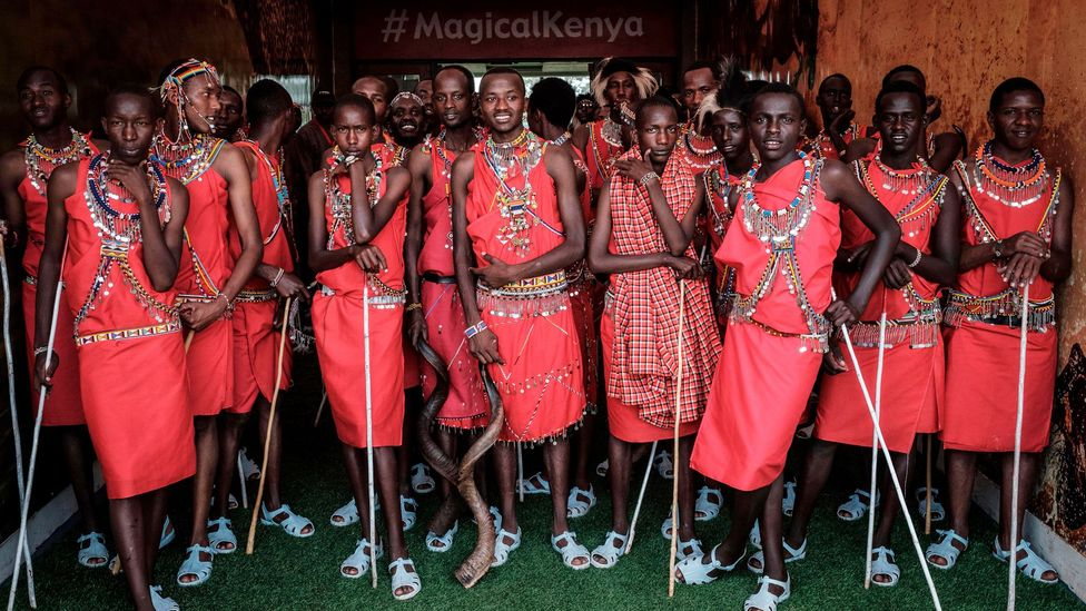 Kenya's population is very diverse and home to most of Africa's linguistic and ethnoracial groups, there are believed to be at least 42 communities (Credit: Getty Images)