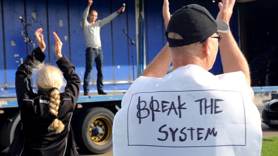 Break the system (Credit: Alamy)