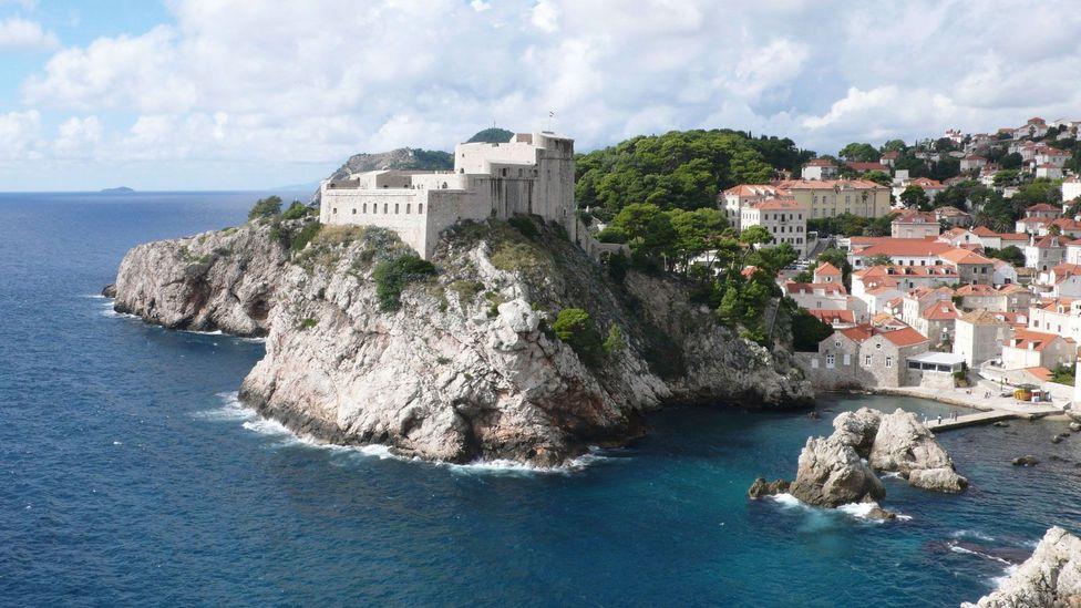 Dubrovnik is one of Dalmatia's largest cities (Credit: Kristin Vuković)