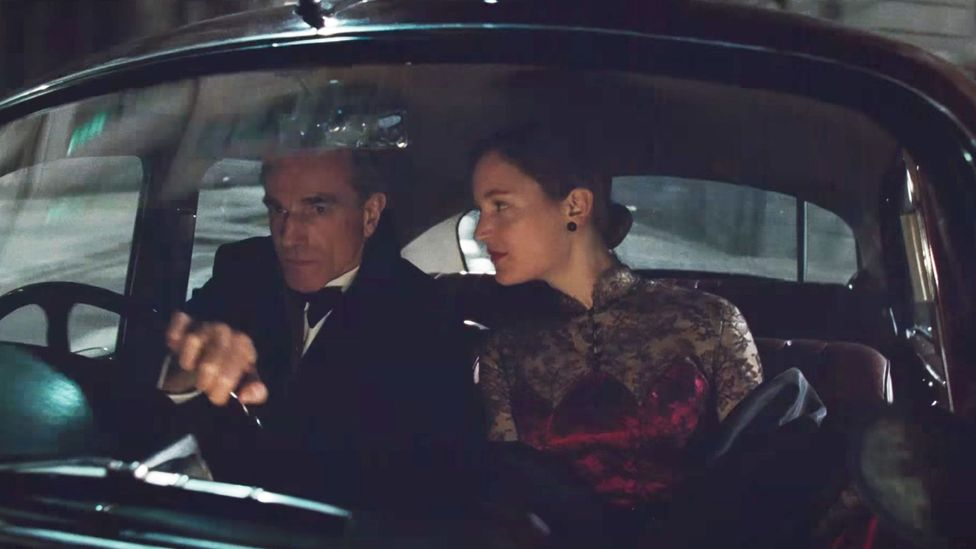 A portrait of a woman who asserts her independence from a domineering fashion designer, six-time nominee Phantom Thread resonates with the #MeToo movement (Credit: Focus Features)