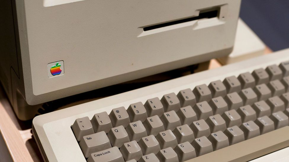 When it was released, users had to upgrade to a powerful computer such as a Macintosh just to run the software (Credit: Alamy)