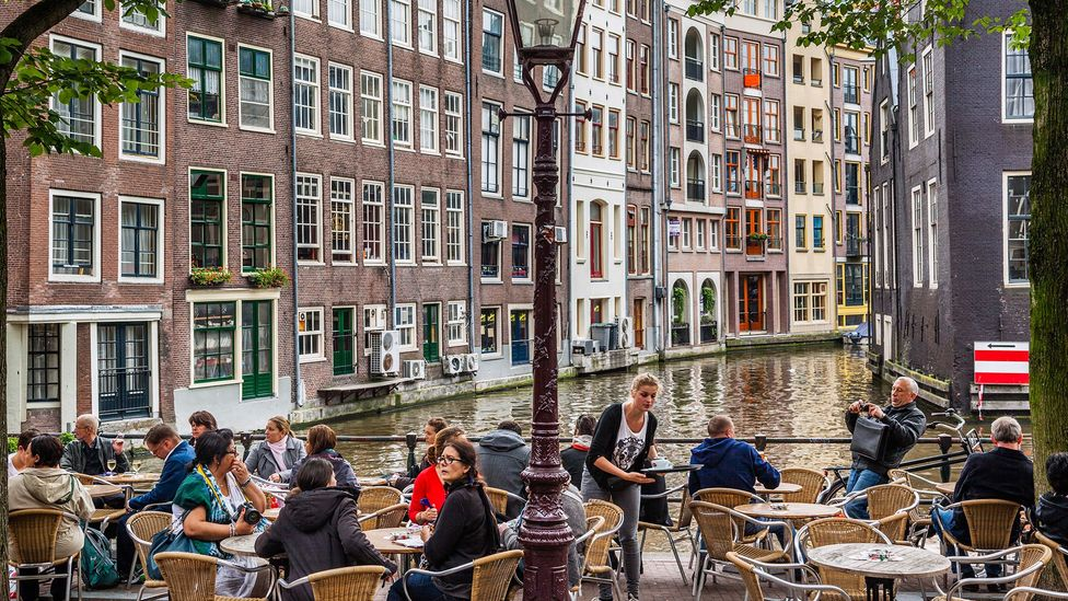 The Dutch are very direct – and nowhere are they so direct as they are in Amsterdam (Credit: Manfred Gottschalk/Getty Images)
