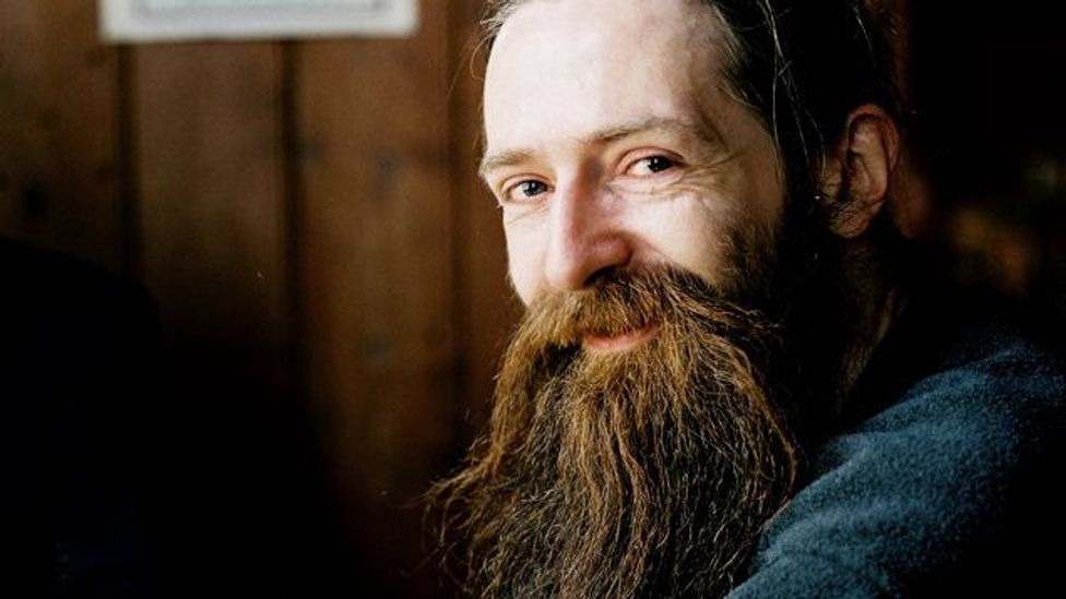 Aubrey De Grey has bold ambitions to tackle ageing (Credit: Sens Foundation/Wikipedia)