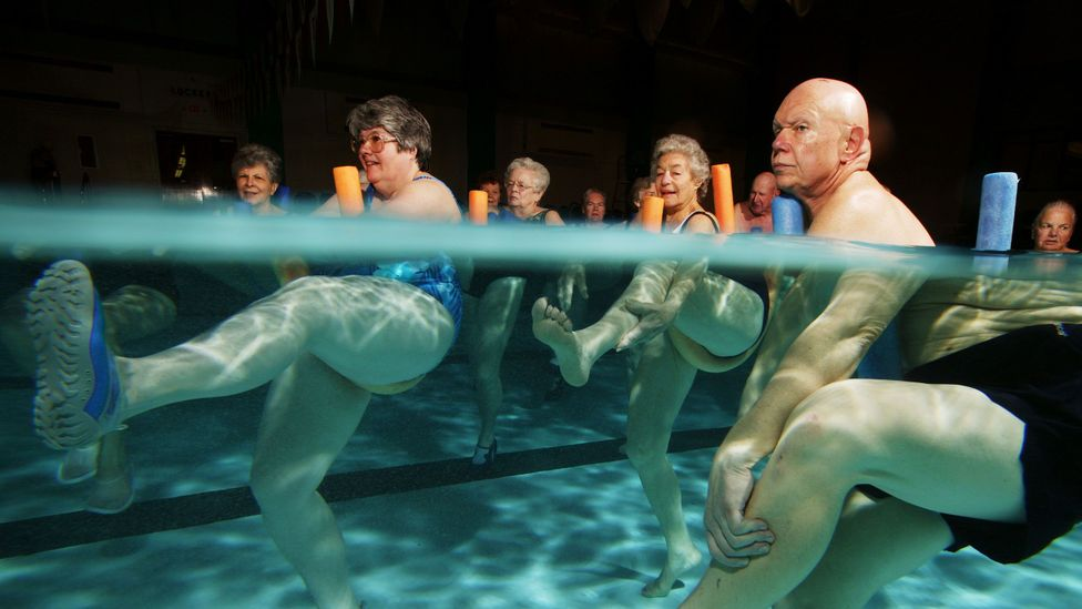 Could humans be treated for ageing like any other disease? (Credit: Getty Images)