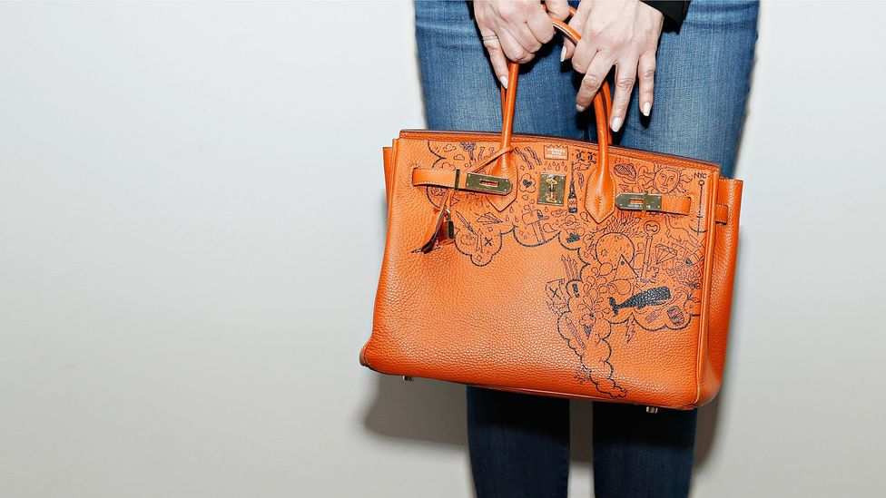 The outsize scarcity of the Hermes Birkin bag has contributed to its high resale value (Credit: Getty Images)