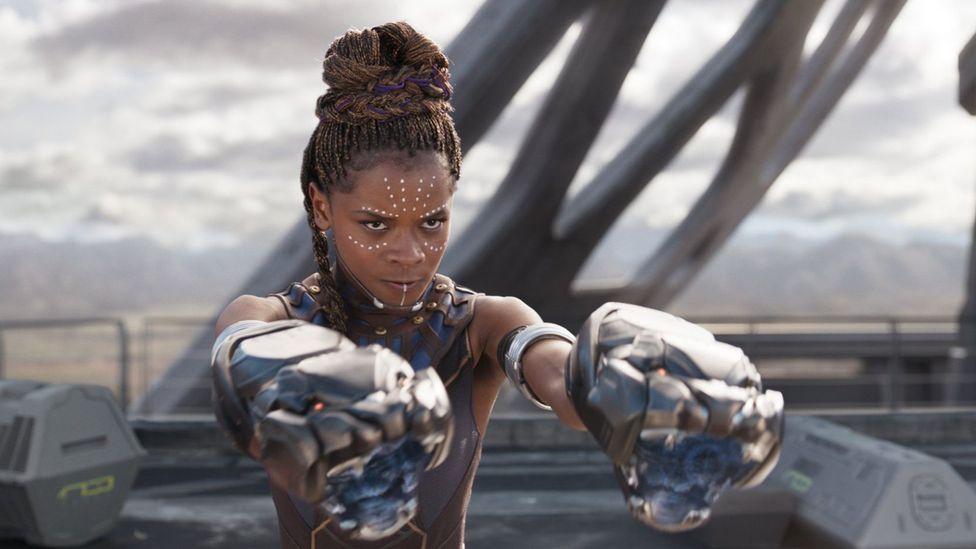 Black Panther (Credit: Marvel Studios)