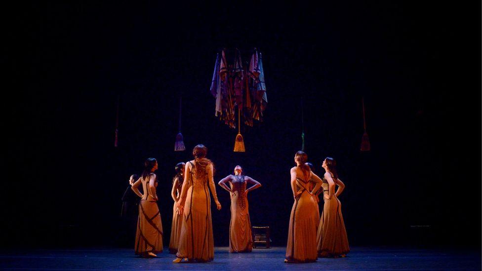 Flamenco dancer María Pagés is bringing her all-female company of dancers to Sadler's Wells for Yo, Carmen (Credit: David Ruano/Sadler's Wells)