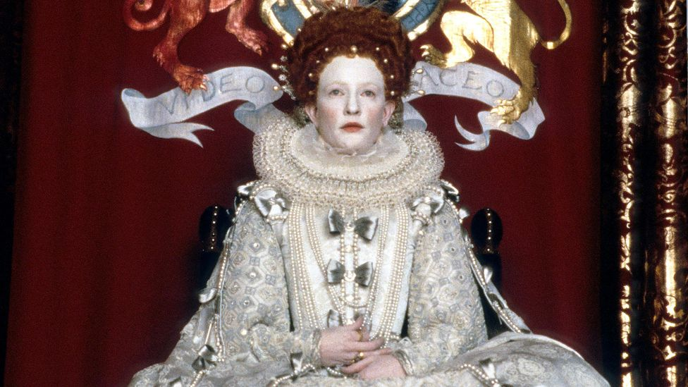 Queen Elizabeth I didn't pronounce English in a way we'd see as 'upper-crust' today (Credit: Alamy