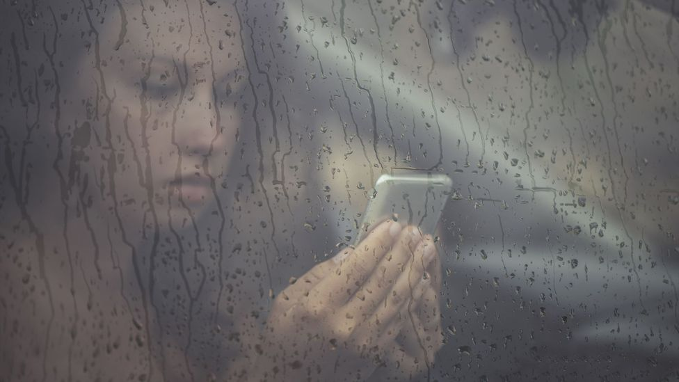 Social media can be a different experience when depressed (Credit: Getty Images)