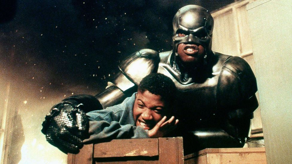 The failure of a film tangentially related to Superman called Steel, starring Shaquille O'Neal, was responsible in part for Warner Bros shelving Superman Lives (Credit: Alamy)