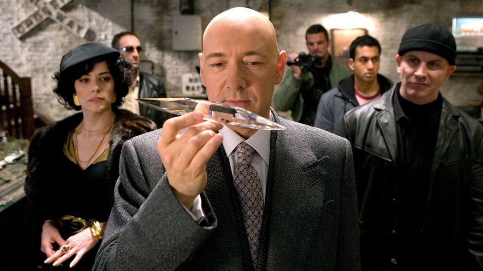 Some of the ideas for Superman Lives, including Kevin Spacey as Lex Luthor, survived for Superman Returns, a 2006 film that evoked the style of the Reeve movies (Credit: Alamy)