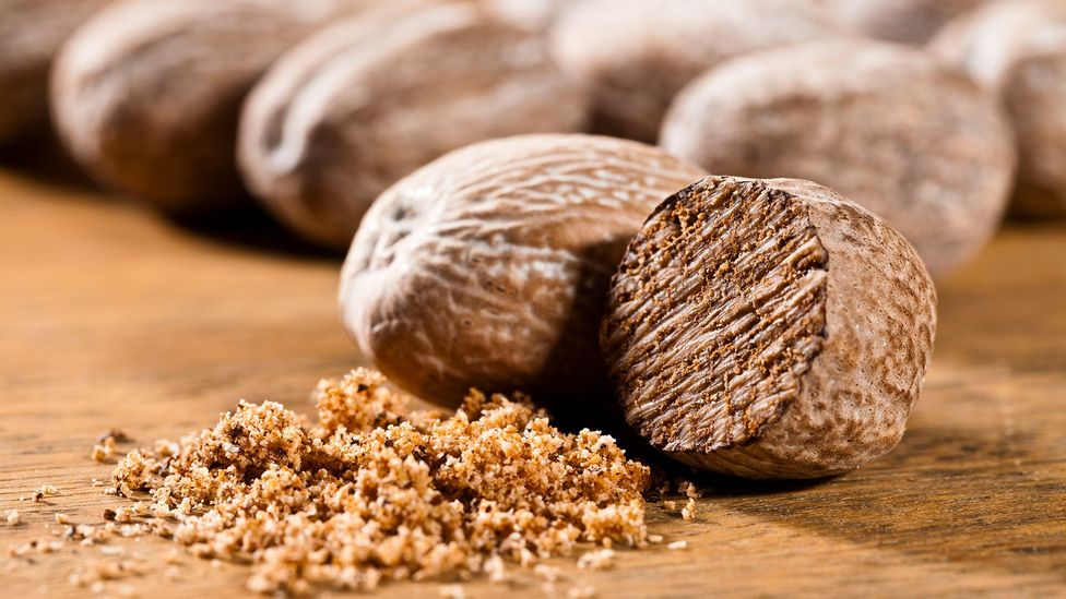 Many European cuisines used to be heavily spiced with ingredients such as nutmeg (Credit: Getty Images)