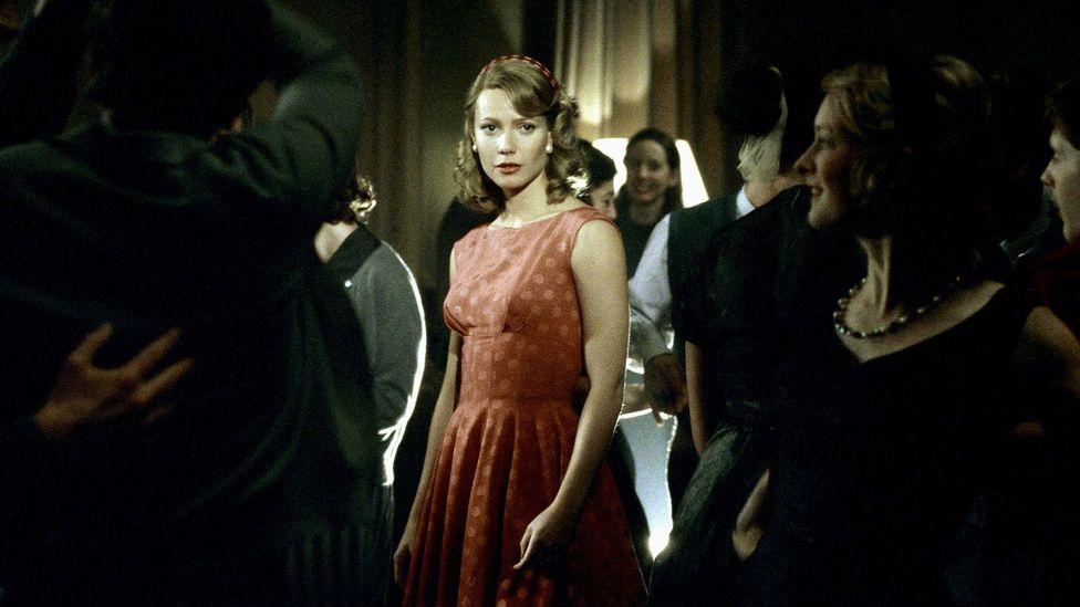 Gwyneth Paltrow plays perfectionist Sylvia Plath in the 2003 film Sylvia (Credit: Alamy)
