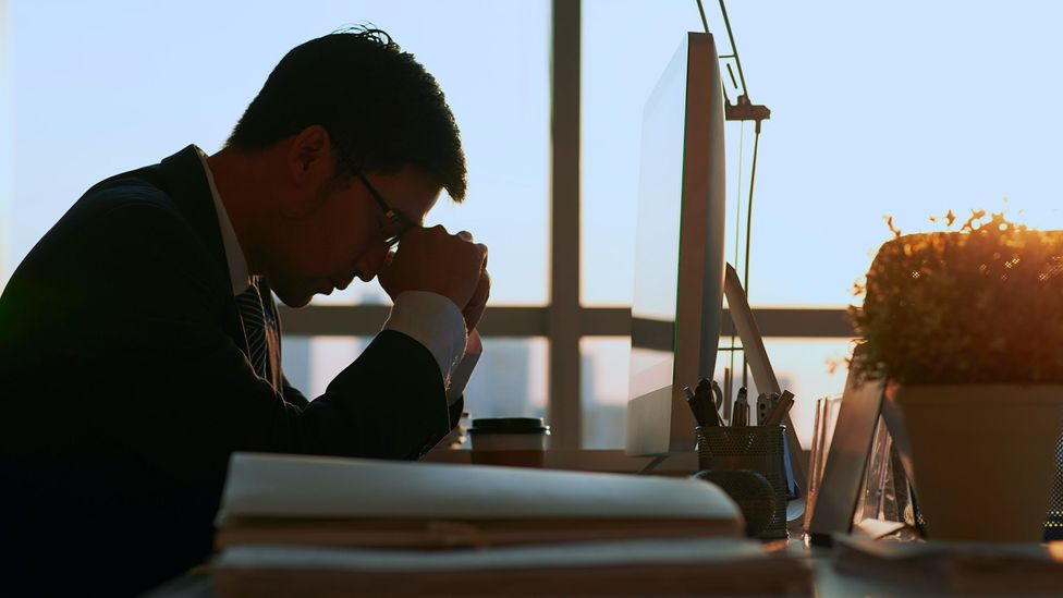Perhaps because a perfectionist's body is often awash with stress, perfectionism is correlated with earlier death (Credit: Getty)
