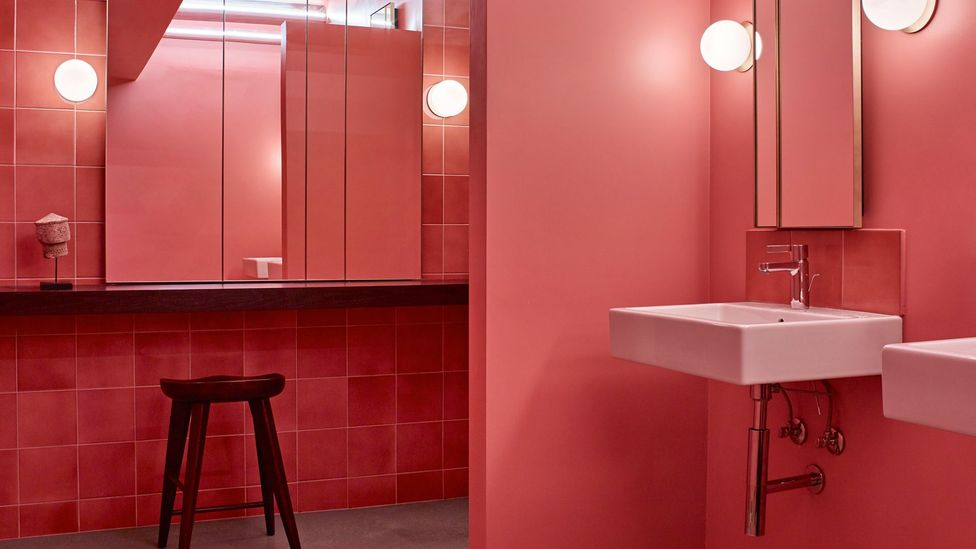 The hotel has been restored and modernised by design studio Space Copenhagen (Credit: Joachim Wichmann)