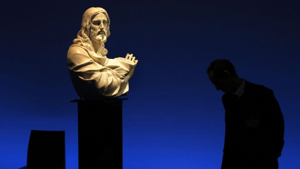 The patient heard distressing voices, which she believed to be messages from God (Credit: Getty Images)