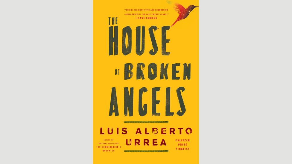Alberto Luis Urrea, The House of Broken Angels