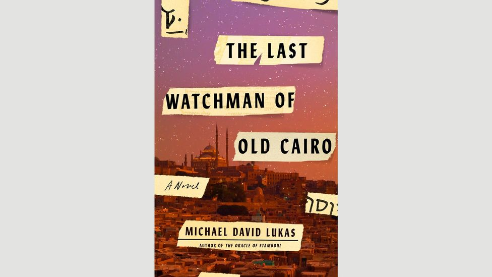 Michael David Lukas, The Last Watchman of Old Cairo