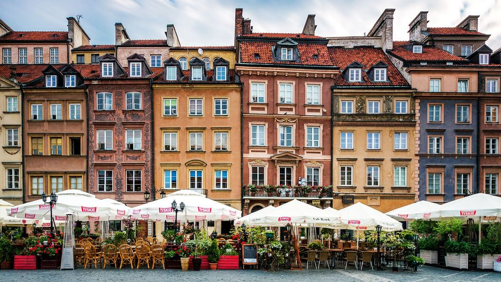 Warsaw's once-famous elegance can still be found by those who look beyond the surface (Credit: John and Tina Reid/Getty Images)