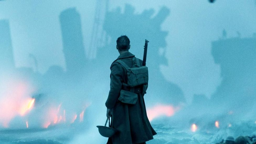 Dunkirk and Get Out were the only big box-office hitters to receive Oscar nominations for best picture this year (Credit: Warner Bros)