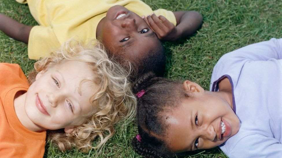 Children prefer those who sound most like them (Credit: Alamy)