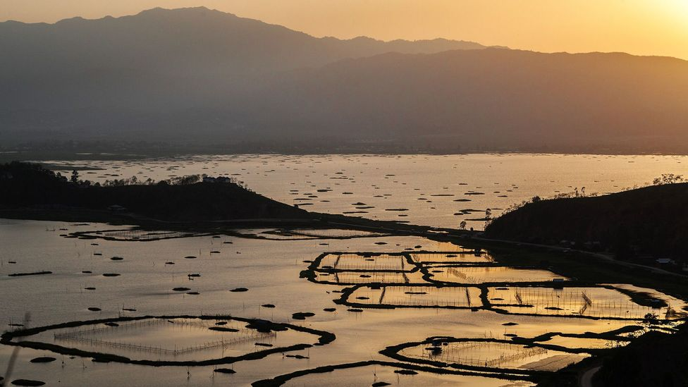 Lake Loktak, Manipur, India