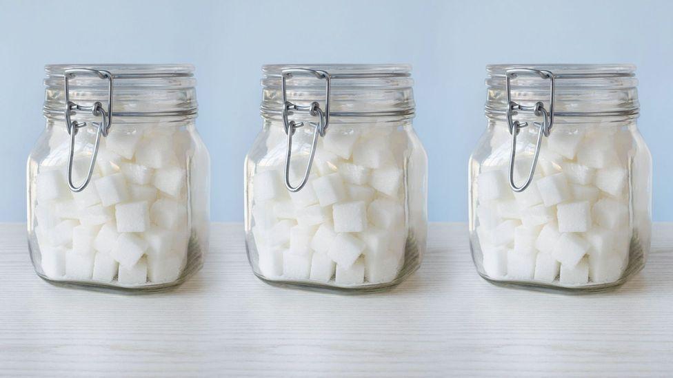 Sugar in jars (Credit: Getty Images)