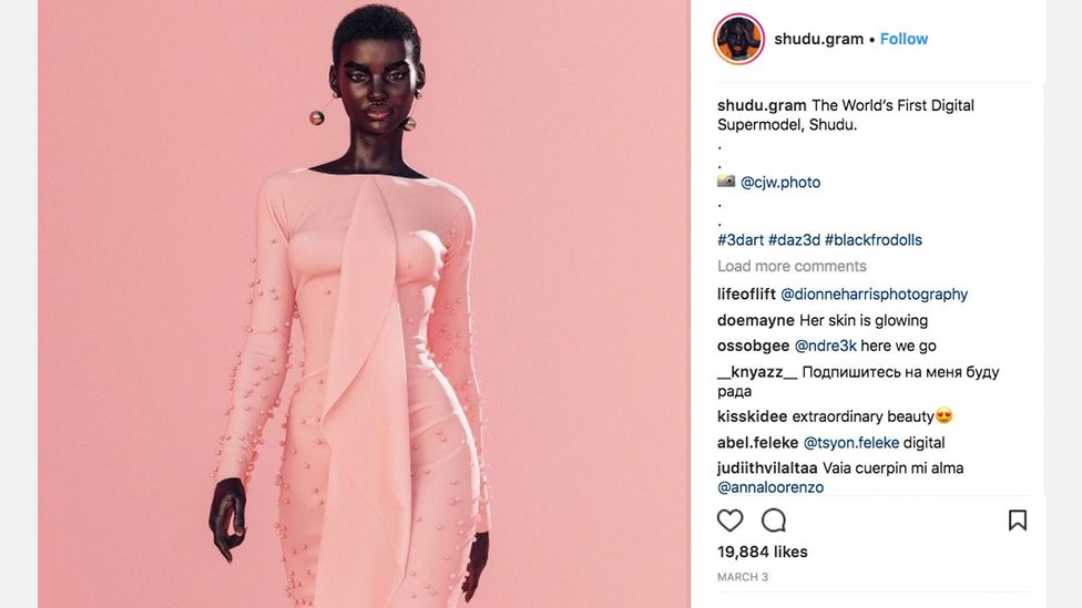"""Despite being created as an """"art piece"""", Shudu has had offers from brands looking to market their products (Credit: Cameron-James Wilson)"""